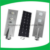 Garantia de 5 anos IP68 5W-120W Outdoor Solar Garden LED Street Light com Sensor