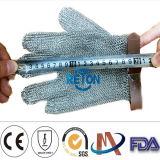 Перчатки работы цепной почты Butcher перчаток нержавеющей стали работая отрезали упорные перчатки
