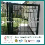 Porta do engranzamento soldado Fence/Fence