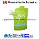 高品質の包装袋、飲料のための口の袋