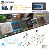 Sistema senza fili astuto di automazione domestica di telecomando di APP con Zigbee