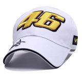 La primavera y el verano F1 Racing motocicleta deporte al aire libre de la sombrilla Snapback de los sombreros con bordado 3D