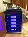 CT-1100 직업적인 PA 건강한 오디오 힘 관 증폭기
