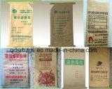 Bolso tejido PP del plástico para el fertilizante, arroz, cemento, alimentación, germen