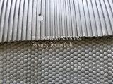 Le couvre-tapis stable en caoutchouc antidérapage de roulis, effrayent la feuille en caoutchouc Anti-Fatigue
