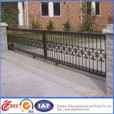 Einfacher dekorativer Qualitäts-Sicherheitszaun