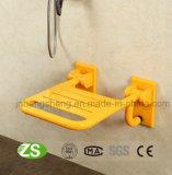 Silla de baño plegable del asiento montado en la pared de la ducha de la alta calidad