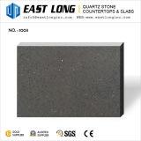 Künstlicher super grauer Quarz-Stein für Countertops mit freien Proben