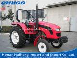 Rad-Traktor Hh 900/904 des landwirtschaftlichen Traktor-90HP 2WD/4WD Disel auf Verkauf