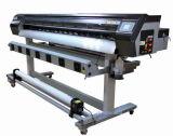 Vinyl Uitdrukkelijke Dx5 V Eco Oplosbare Printer, Machine van de Printer van 1.6m de Vinyl
