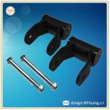 後部か前部調節可能な上昇の手錠、ブーメランのばねの手錠