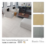 熱い販売法のSementのカラーによって艶をかけられる陶磁器の床タイル