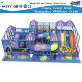 Замок мягкое Playsets HD-526f малышей крытый скача