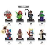 Minifigures Minecraft図おもちゃはSy608を妨げる