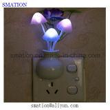 lampe de mur d'intérieur de coin de salon de vestibule de chambre à coucher de salle de bains de 3W DEL