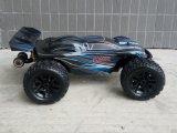 1/10thスケールRC車ブラシレス力の電気金属シャーシの最高速度4X4 2.4G