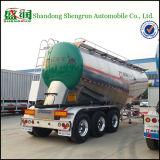 Semi Aanhangwagen van de Tank van het Vervoer van het poeder de Materiële