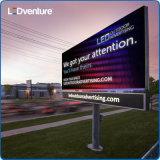 Signage ao ar livre do diodo emissor de luz Digitai da cor cheia HD