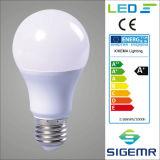 Altas bombillas A60 220V de la eficacia LED