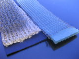 Связанная ячеистая сеть для съемных & многоразовых одеял изоляции, крышек и курток