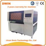 Prix de la machine de découpage en métal de laser de fibre de la commande numérique par ordinateur Dw1290 500W 1000W