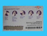 Sistema de la personalización de la tarjeta del emparedado de Santuo