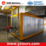 Séchage industriel de chauffage corrigeant le four (acier inoxydable)