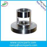 Fazer à máquina feito à máquina e anodizado do CNC do alumínio das peças do alumínio do CNC