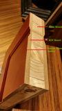 Puerta de madera compuesta de la puerta HDF, puerta del MDF o puerta de madera sólida