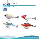 Прикорм удя снасти рыболова отборный горячий продавая Lipless отмелый с Vmc дискантовыми крюками (LL0160)