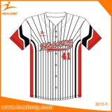 Healong vollständiger Verkauf Soem-übergrosser Baseball Jersey mit Qualität