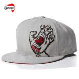 SGSの平らな縁の刺繍の急な回復の帽子