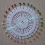 55mm Star Teardrop Round Leaf Heart Decorative Pearl Head Pin