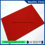 Konkurrenzfähigem Preis Opaque Farbige Acrylic Sheet PMMA Blatt