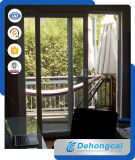 Porta de PVC de vidro / Porta de plástico com alta qualidade