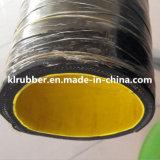 Boyau en caoutchouc chimique résistant conducteur à haute pression d'acide et d'alcali