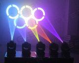 fascio di 30W LED ed indicatore luminoso capo mobile del punto per la fase