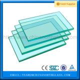 verre trempé bon marché des prix en verre Tempered de 12mm (CE/ISO/SGS/CCC)