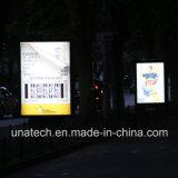 Openlucht Media die LEIDENE van het Frame van het Vakje van de Affiche Scroller adverteren