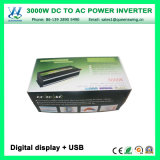3000W onde sinusoïdale modifiée USB Solar Power Inverter ( QW- 3000MC )