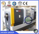 Torno de alta velocidad del CNC del huso con buena calidad