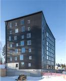 Appartamento chiaro Multi-Storey della struttura d'acciaio (KXD-38)