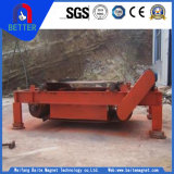 Suspensión de la serie de Rcdd/separador magnético eléctrico, separador magnético con 7000 gauss para el cemento, industrias hulleras de la explotación minera de la producción de energía de /Thermal