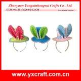 Bandeau de ventilateur d'oreille de lapin de Pâques de la décoration de Pâques (ZY15Y328-1-2-3)