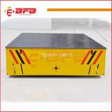 Vagão de transporte elétrico resistente conduzido elétrico com sistema de alarme