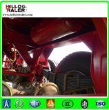 3axle 40FT Flachbettschlußteil des Behälter-40tons für Verkauf