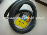 Rubber e Butyl naturais Motorcycle Inner Tube 3.00-18