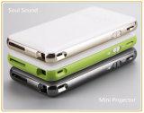 Mini proiettore portatile per la casa/ufficio/esterno (T6)