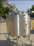 蒸気暖房の発酵タンク、電気タンク