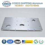 Extrusão personalizada de perfil de alumínio com usinagem CNC (ISO9001: 2008)